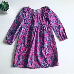 2/$20 OshKosh B'Gosh Ruffle Smocked Floral Dress